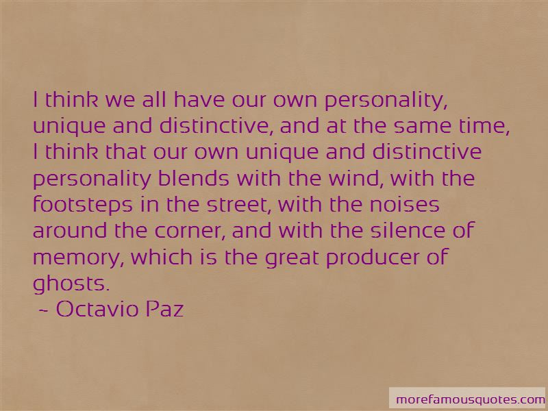 Quotes About Our Own Personality