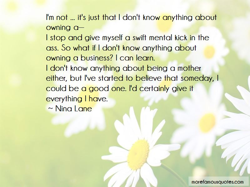 Owning A Business Quotes Pictures 2