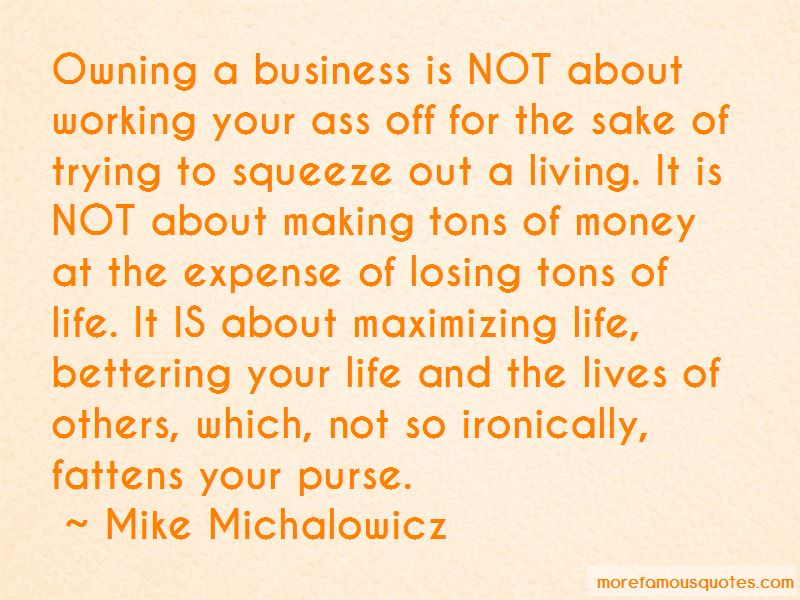 Quotes About Owning A Business