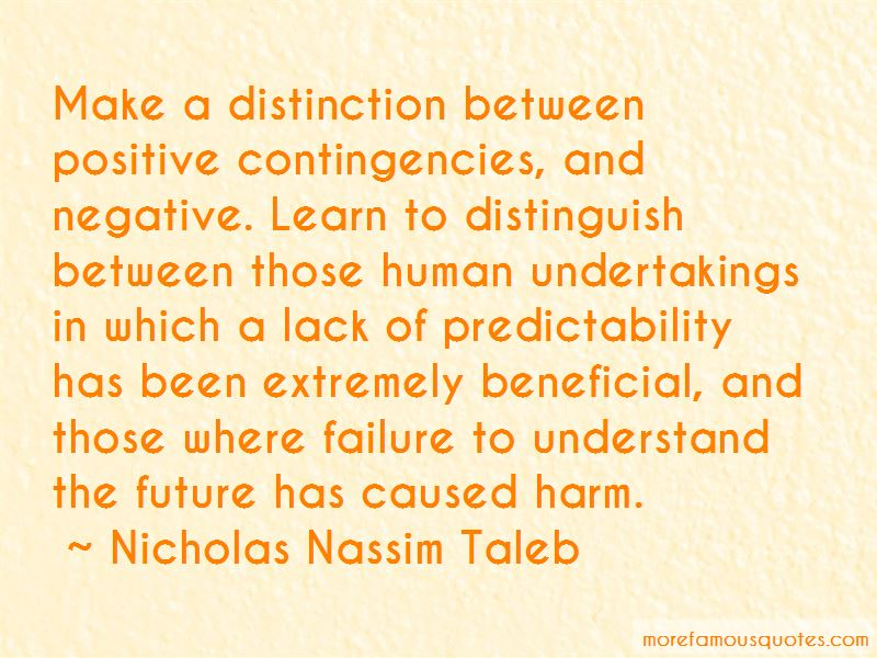 Quotes About Predictability