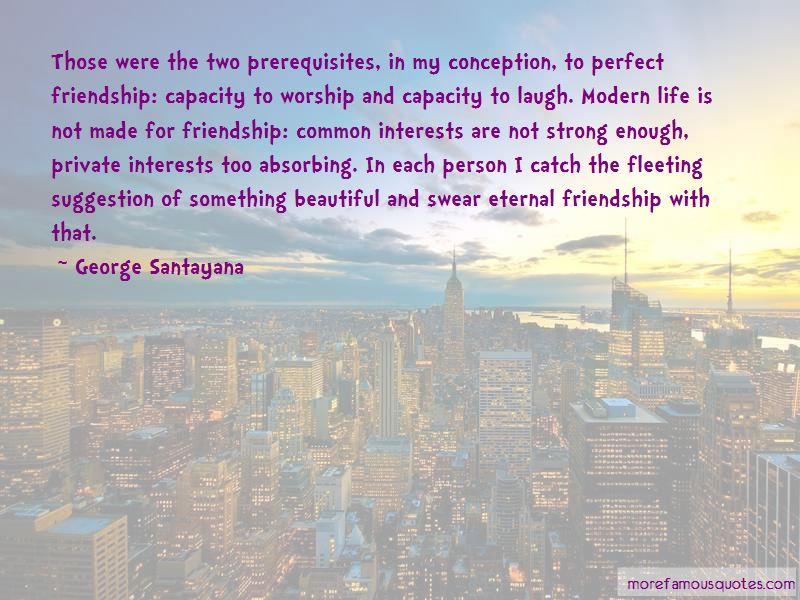 Quotes About Prerequisites