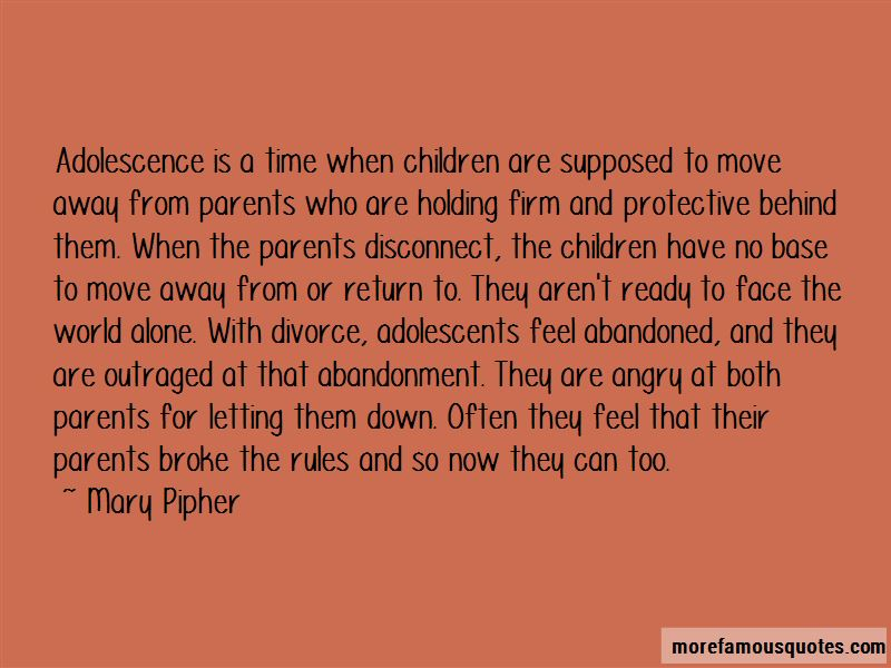 Protective Parents Quotes Pictures 2