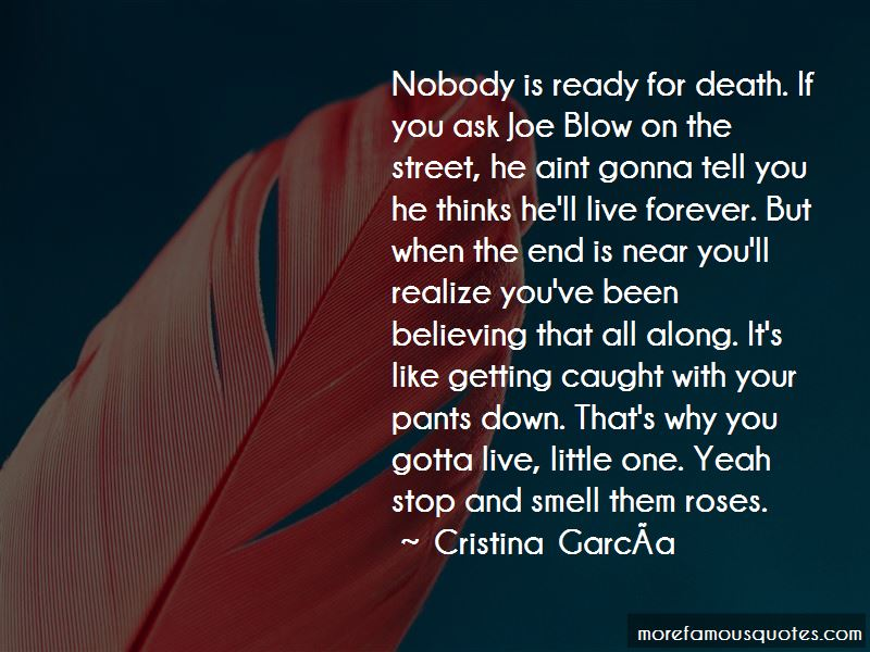 Quotes About Ready For Death