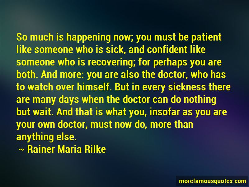 Recovering From Sickness Quotes Pictures 3
