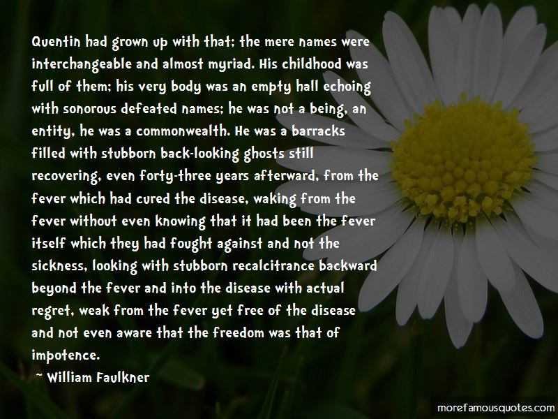 Quotes About Recovering From Sickness