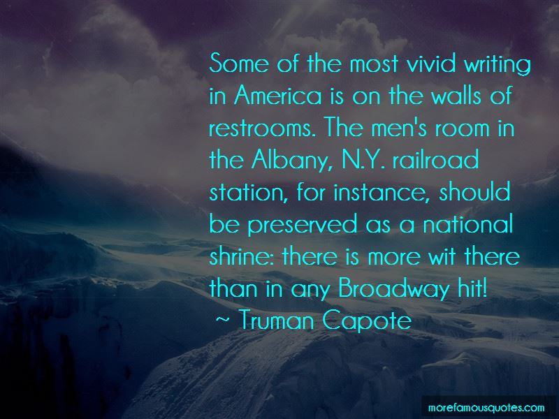 Quotes About Restrooms
