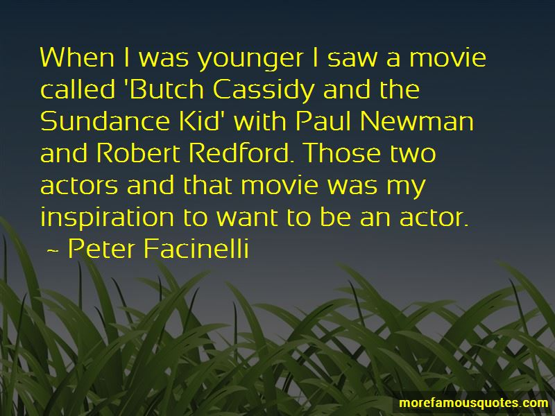 Quotes About Robert Redford