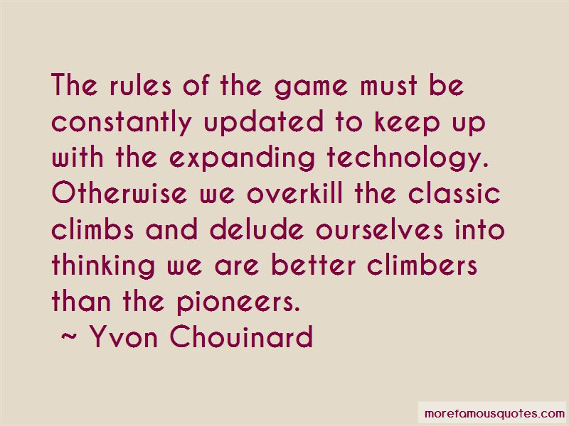 Quotes About Rules Of The Game