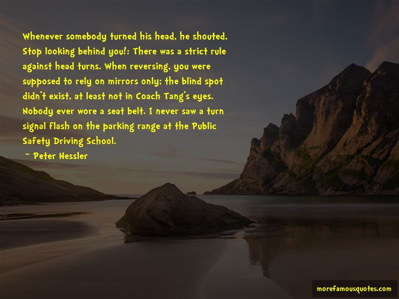 Quotes About Safety Driving