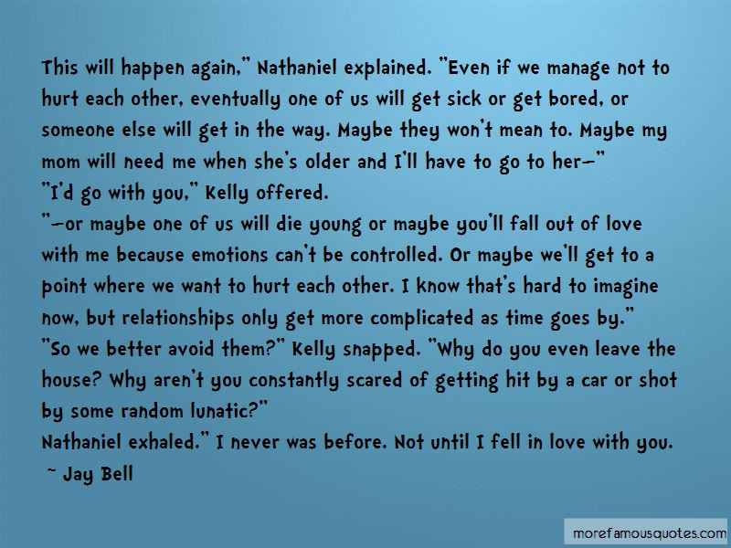 Scared To Fall In Love Again Quotes Pictures 2