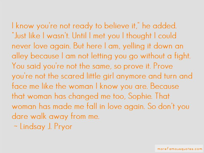 Scared To Fall In Love Again Quotes Pictures 3
