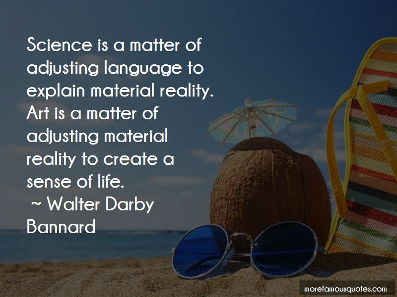 Quotes About Sense Of Life