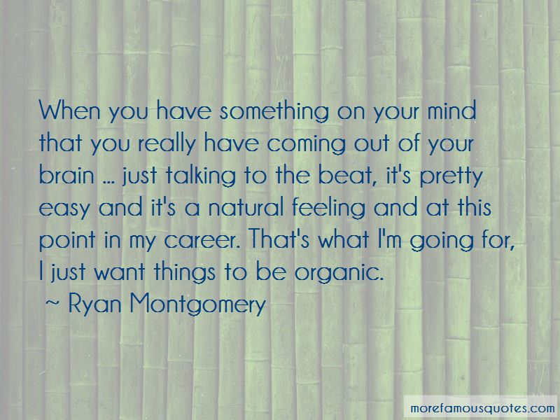 Quotes About Something On Your Mind