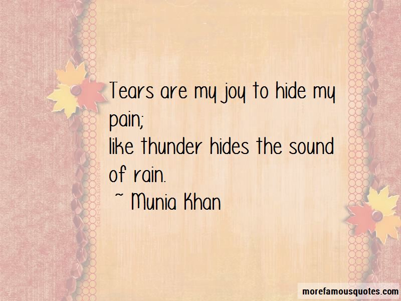 Quotes About Sound Of Rain