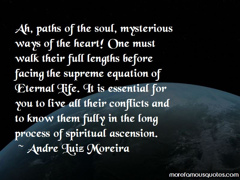 Quotes About Spiritual Ascension