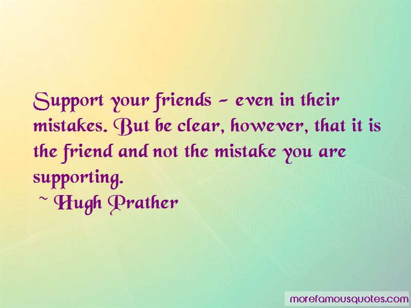 Supporting A Friend Quotes Pictures 3