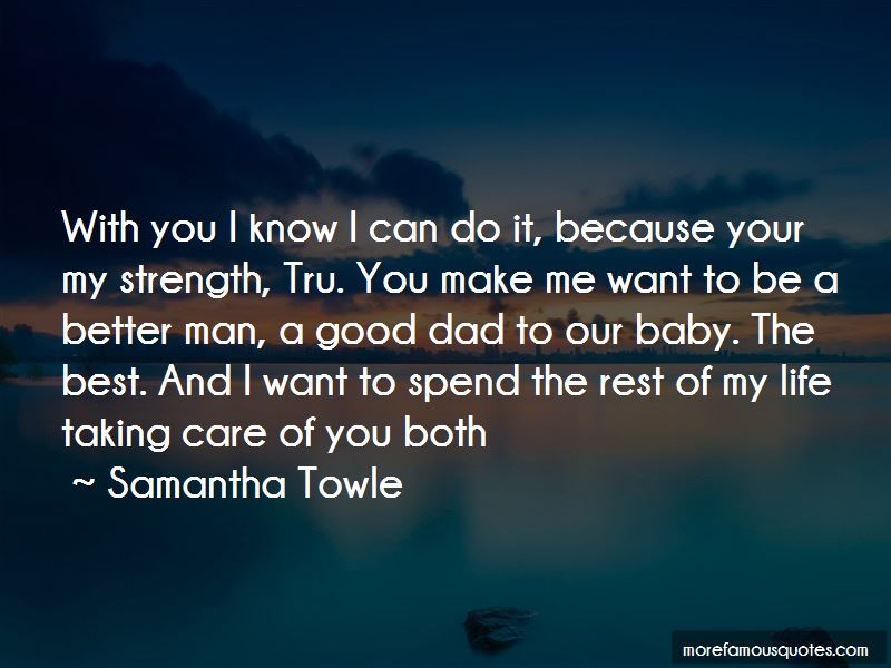 taking care of your man quotes pictures 4