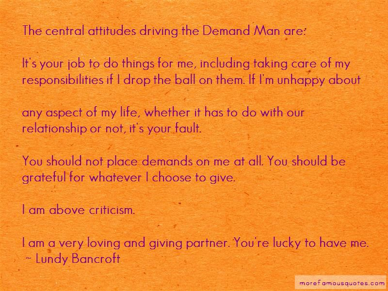 Quotes About Taking Care Of Your Man: top 4 Taking Care Of ...