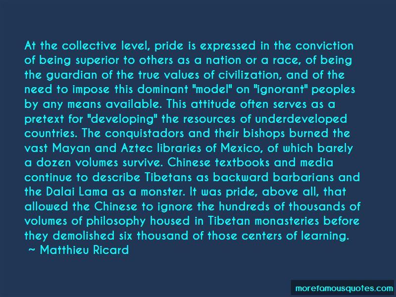 Quotes About The Aztec Civilization