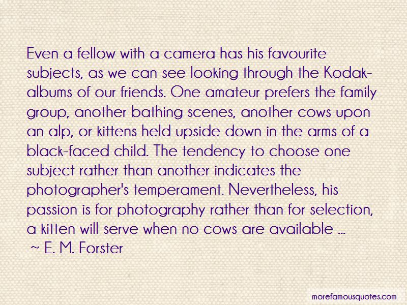 Quotes About The Kodak Camera