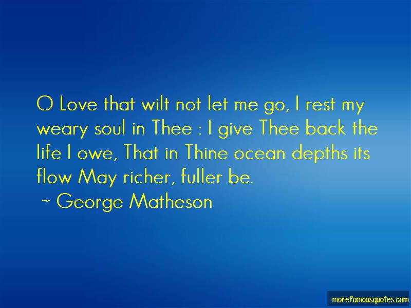 Quotes About The Ocean And Soul
