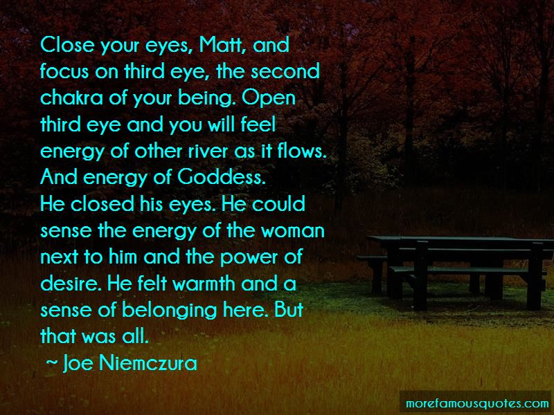 The Third Eye Chakra Quotes Pictures 2