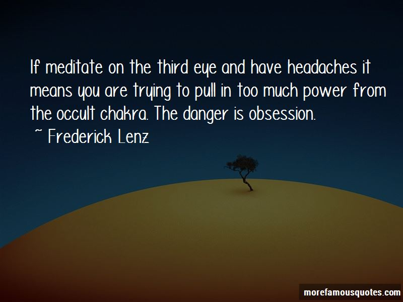 The Third Eye Chakra Quotes Pictures 4