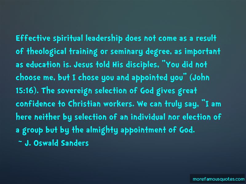 Theological Education Quotes Pictures 2