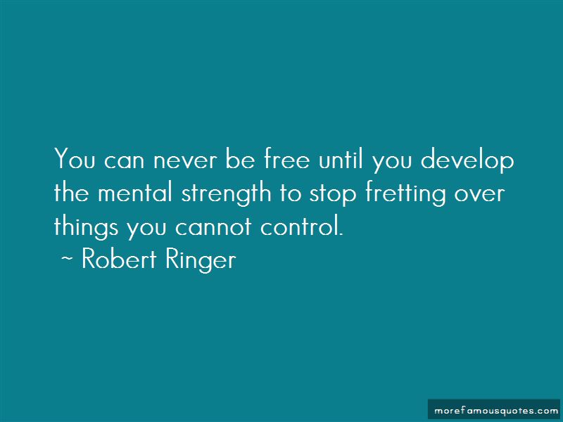 Things You Cannot Control Quotes Pictures 3