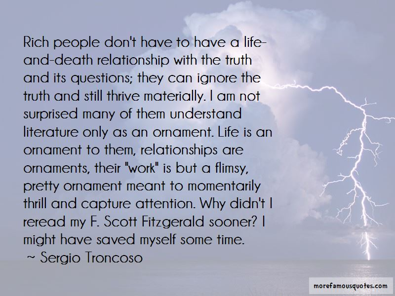 Quotes About Time F Scott Fitzgerald