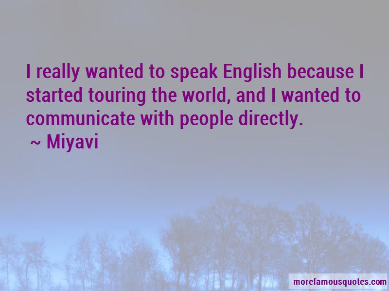 To Speak English Quotes Pictures 2
