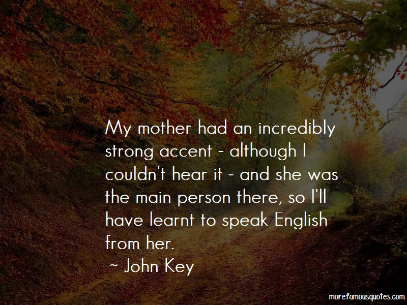 Quotes About To Speak English
