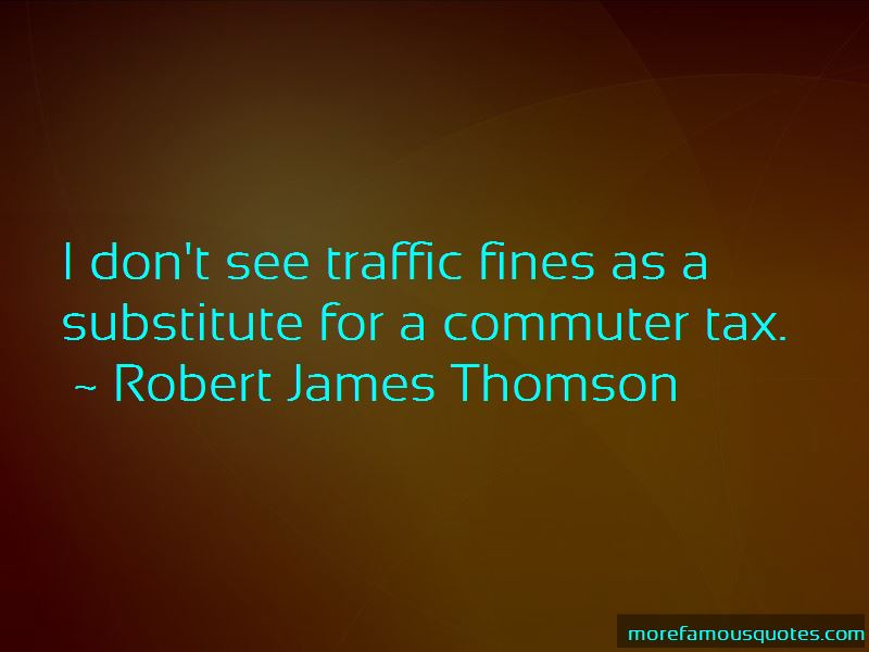 Quotes About Traffic Fines