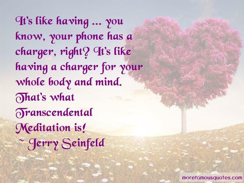 Transcendental Meditation Quotes Pictures 4