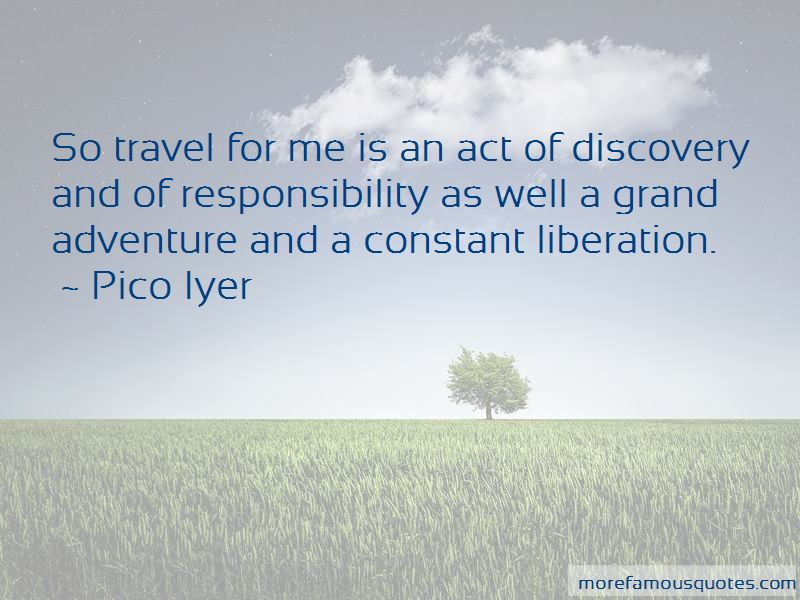 Quotes About Travel And Discovery