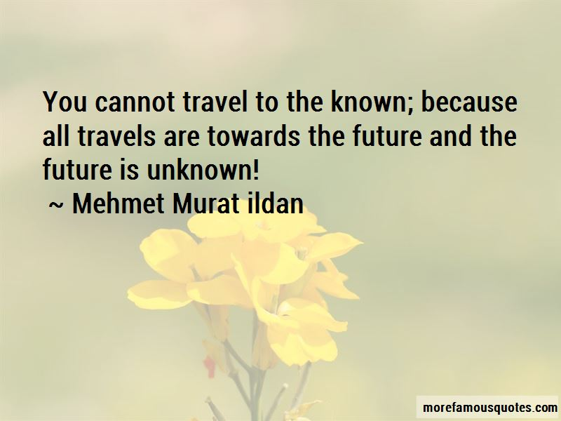 Travel And The Future Quotes Pictures 2
