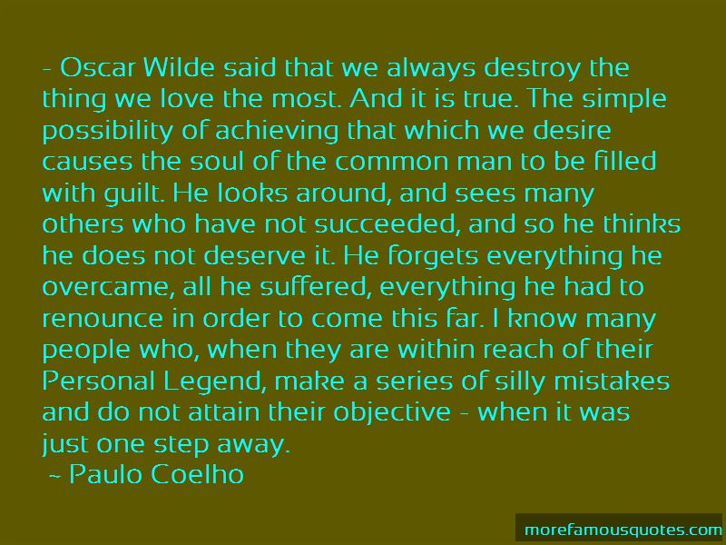 Quotes About True Love Oscar Wilde