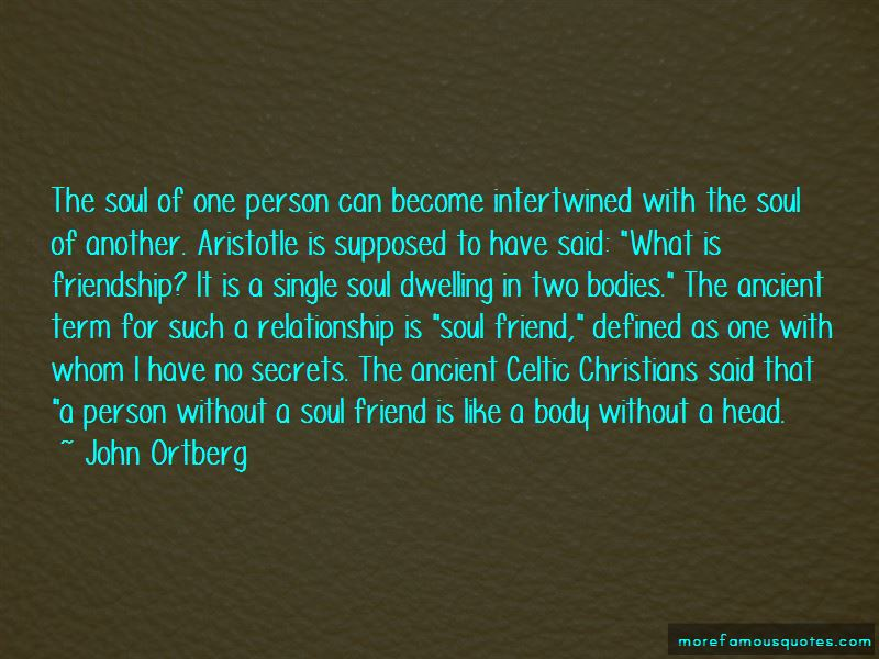 Quotes About Two Bodies