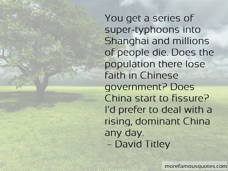 Quotes About Typhoons