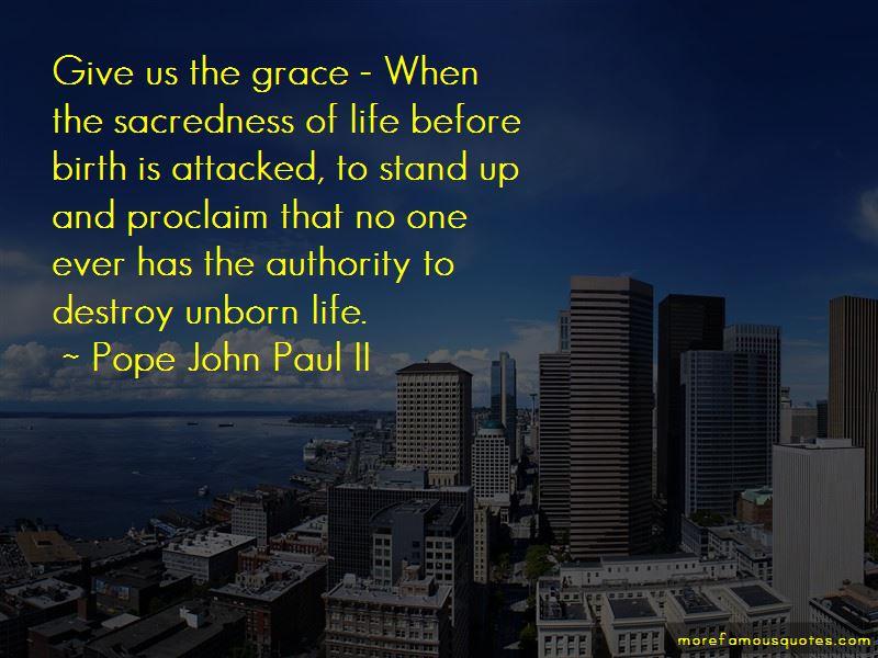 Unborn Life Quotes Pictures 4