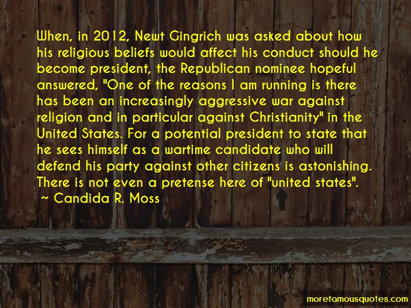 Quotes About United Religion