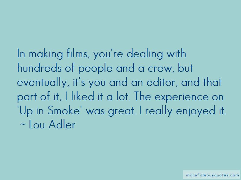 Up In Smoke Quotes Pictures 4