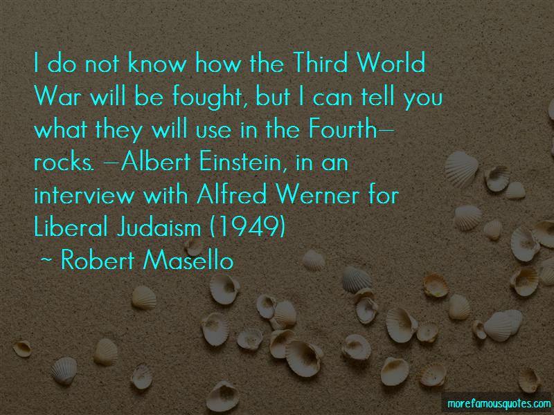 Quotes About War Albert Einstein