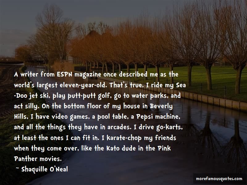 Quotes About Water Parks