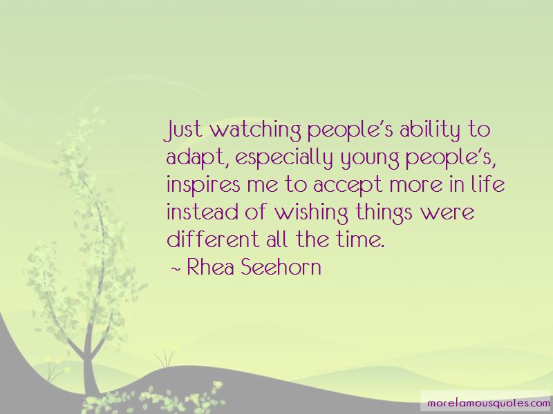 Quotes About Wishing Things Were Different