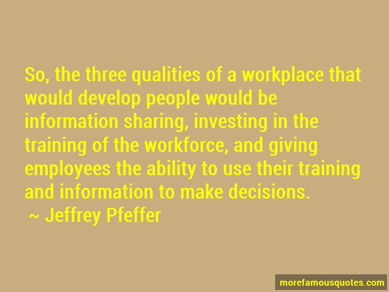 Workplace Training Quotes Pictures 3