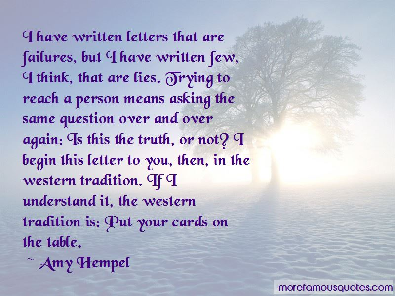Written Letters Quotes Pictures 3