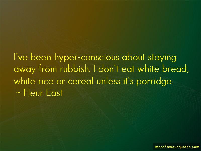 Rice Porridge Quotes