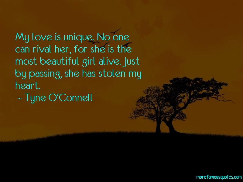 She Is The Most Beautiful Quotes