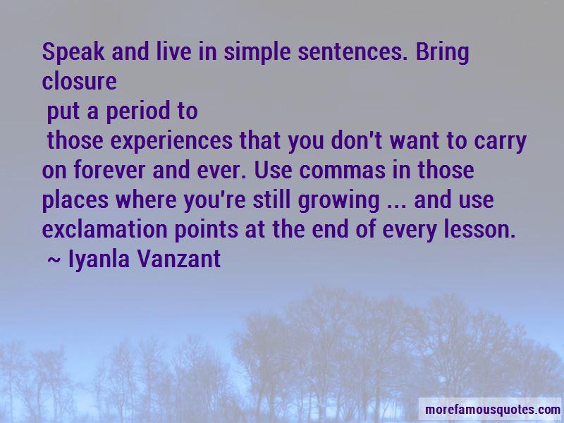 Simple Sentences Quotes Pictures 2
